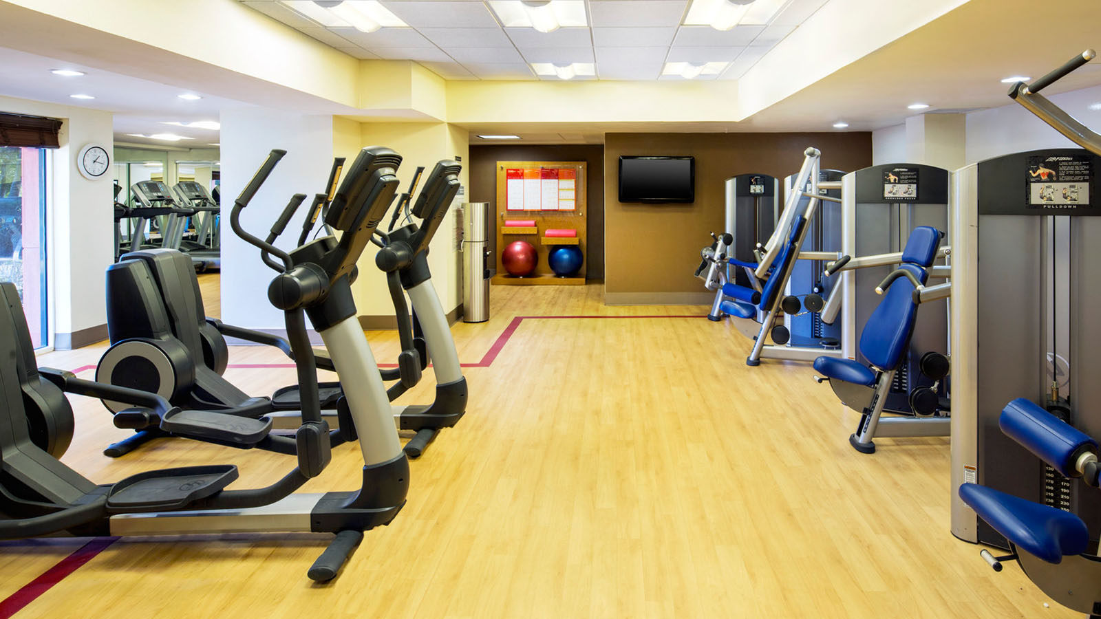 Sheraton Orlando North - Fitness Center
