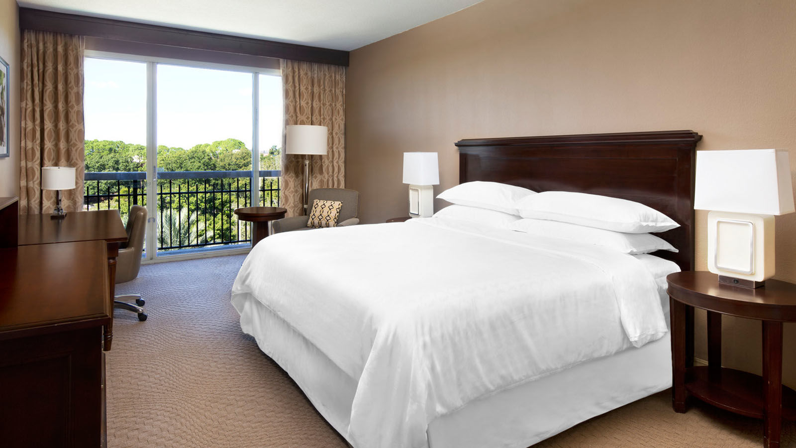 Superior Guest Room | Sheraton Orlando North Hotel