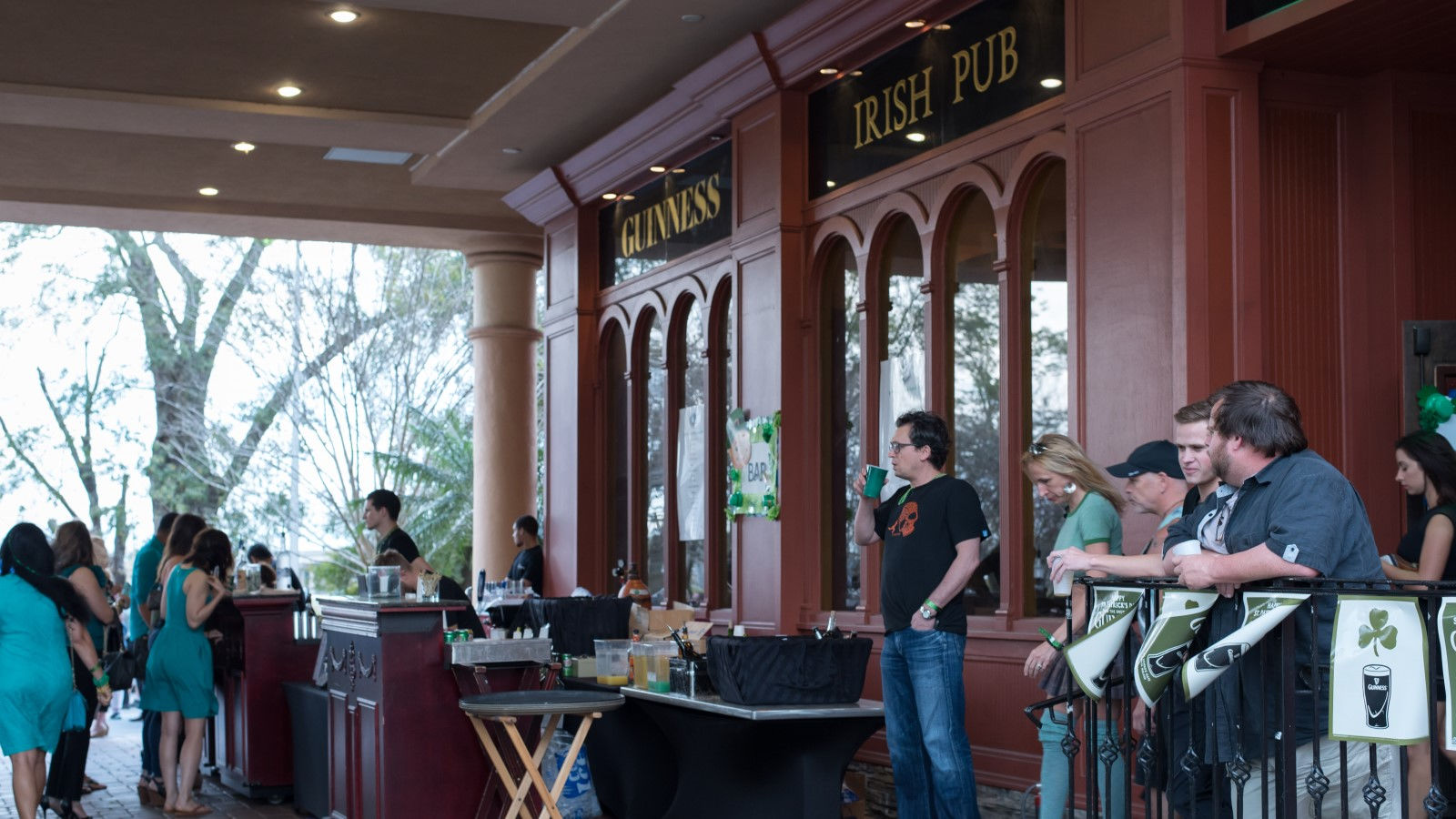 Irish Pubs Orlando Fl | An Tobar Irish Pub | Sheraton Orlando North Hotel